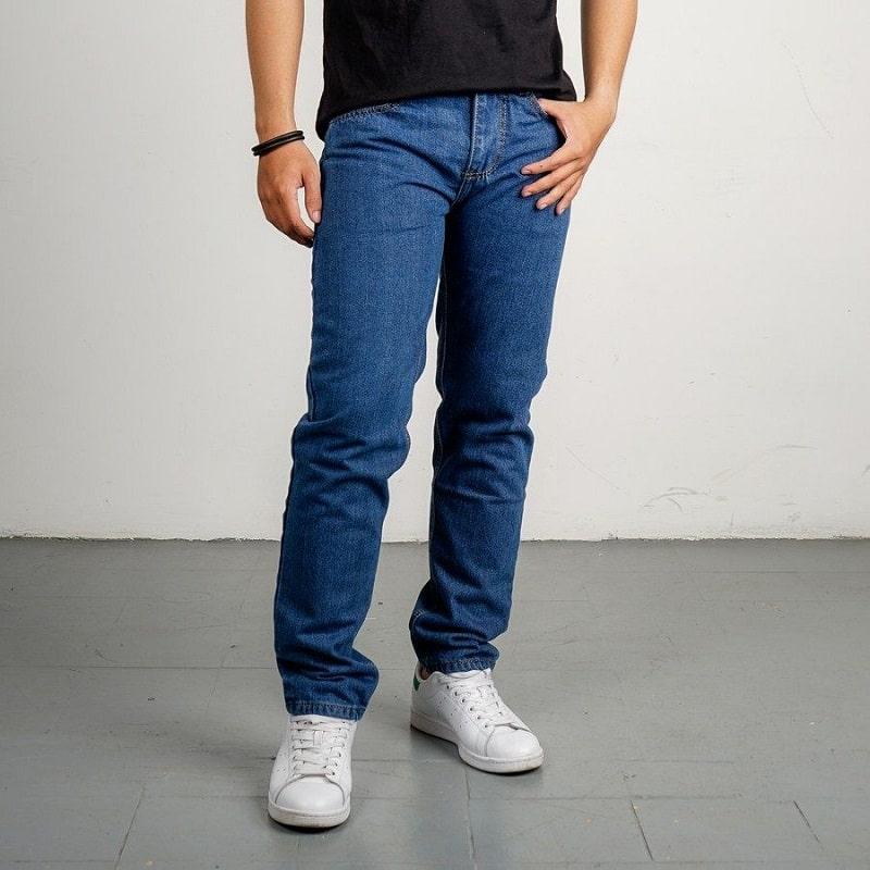 quần jean dày cho nam gầy