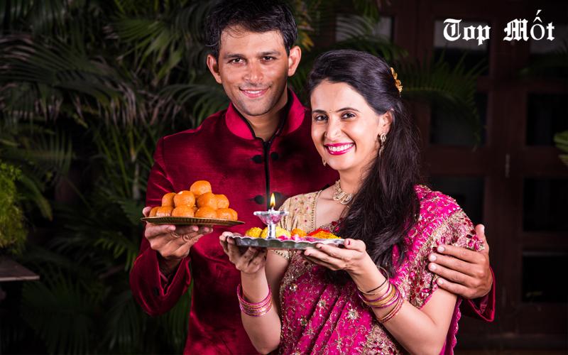 Các trang phục truyền thống của Ấn Độ
