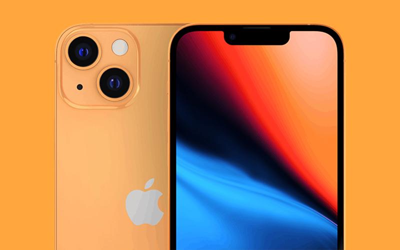 mẫu thiết kế iphone 13