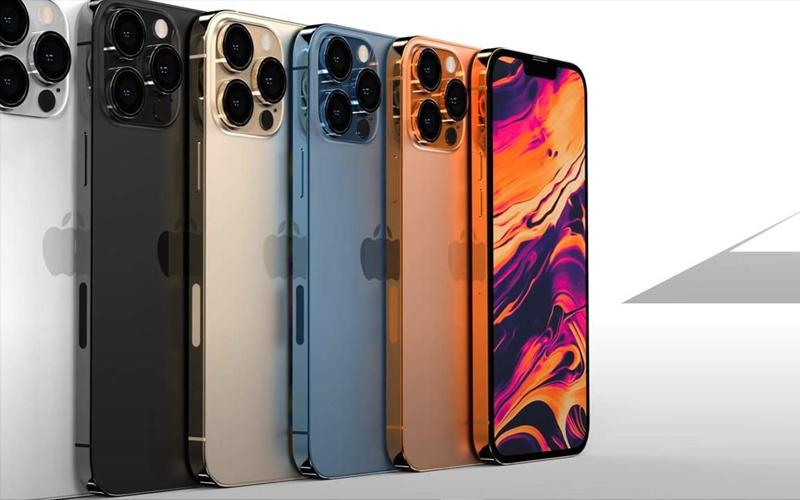 mẫu iphone 13